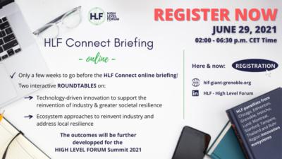 """ขอเชิญร่วมฟังเสวนาในงาน """"High Level Forum Connect Briefing"""""""